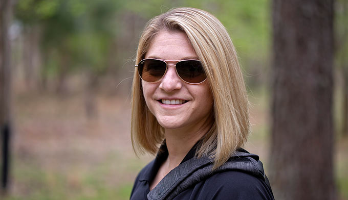 Erica Robinson, Tamron Photographer