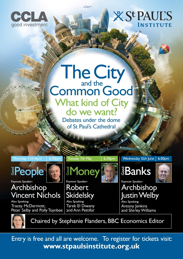 The City and the Common Good