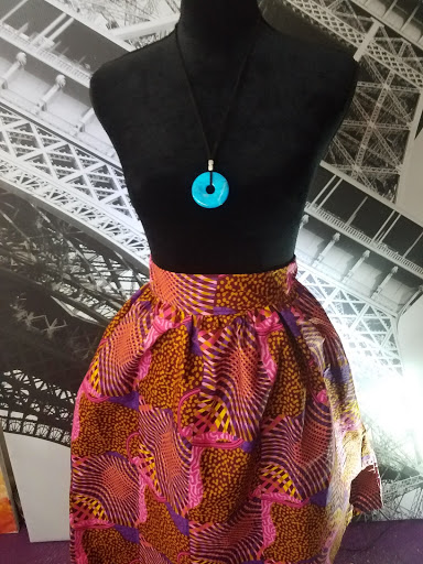 sip and sew, old town, alexandria, skirt, ankara skirt