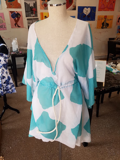 sip and sew, old town, alexandria, swimsuit, coverup