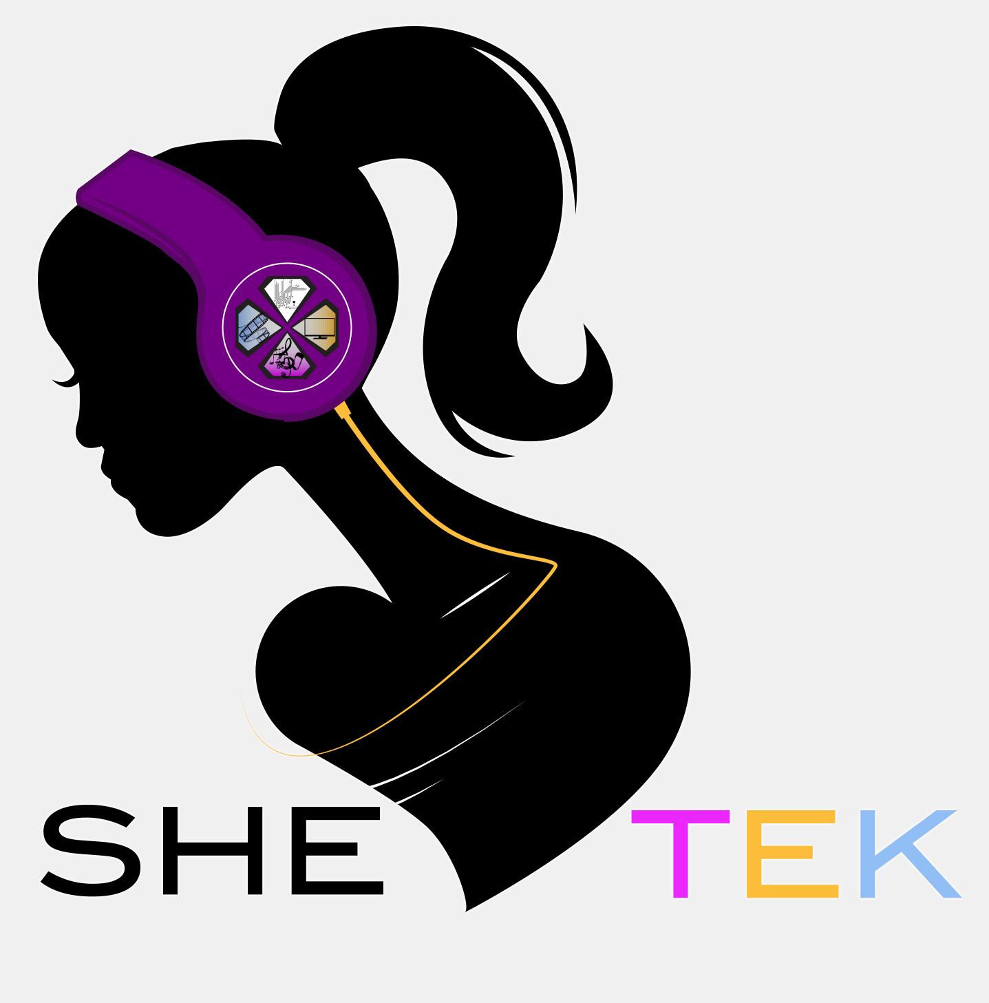 SheTek logo