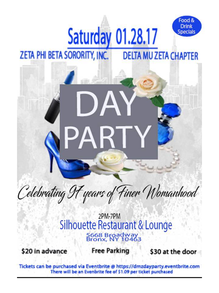 January 2017 DMZ Day Party