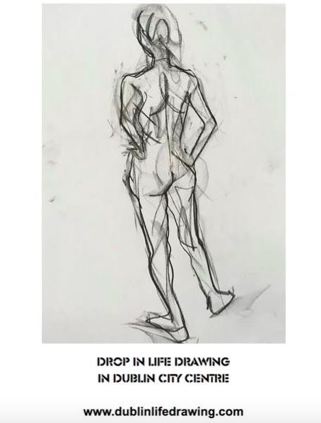 Dublin Life Drawing
