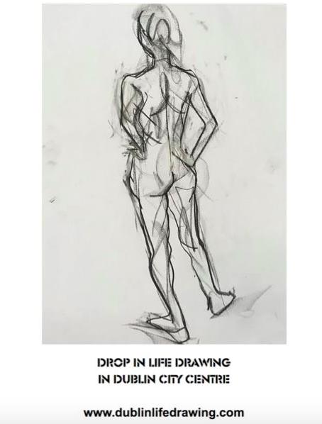 Dublin Life Drawing