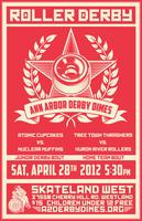 Ann Arbor Derby Dimes Spring Fling Double Header
