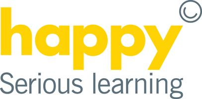 Happy: Serious Learning logo