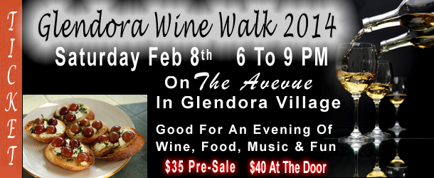 Wine Walk Ticket