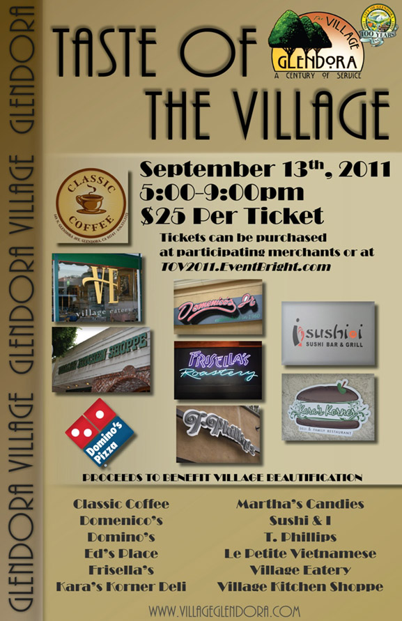 Taste of the Village