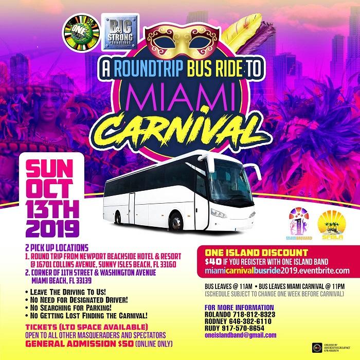 2019 Bus ride