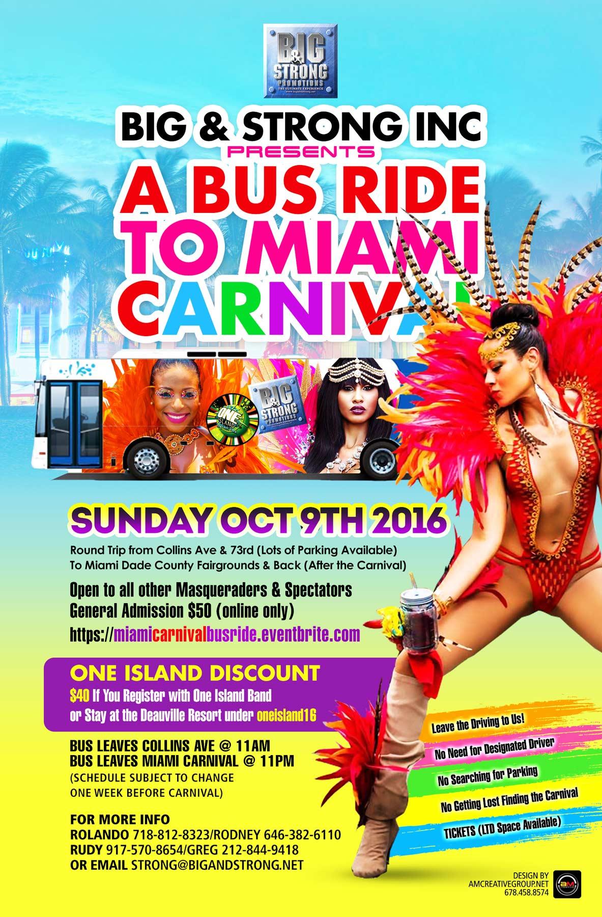 2015 Bus Ride