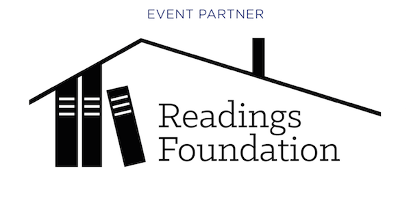 Event Partner: Readings Foundation