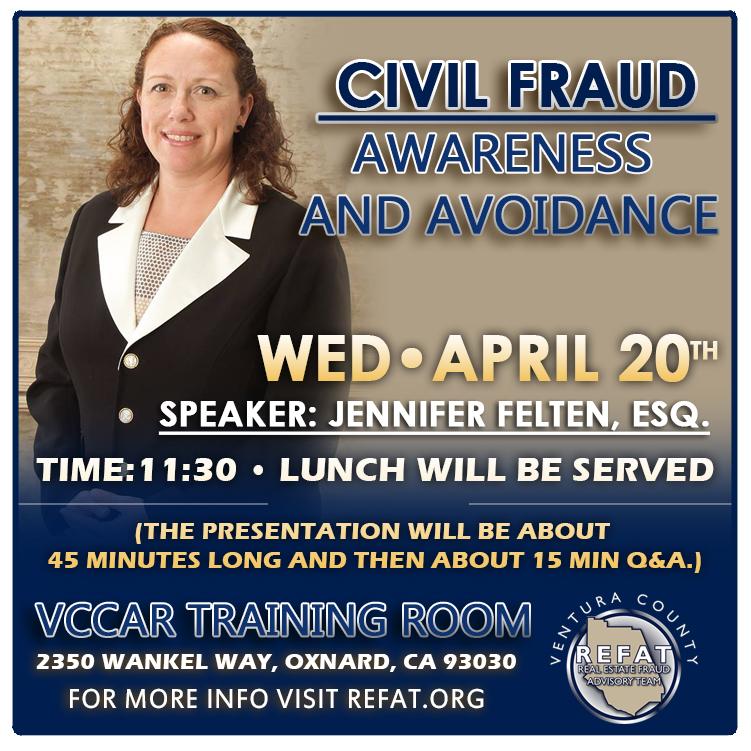 Civil Fraud: Awareness and Avoidance