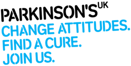 Parkinson's UK Stacked Logo