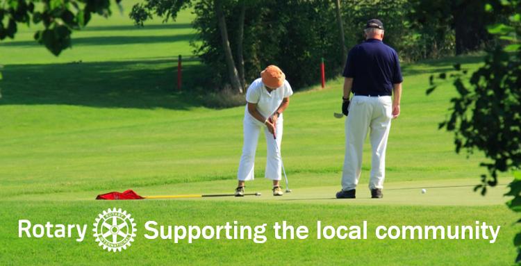 Rotary Communities Golf