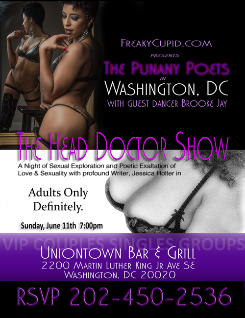 The Punany Poets at Uniontown Bar and Grill DC