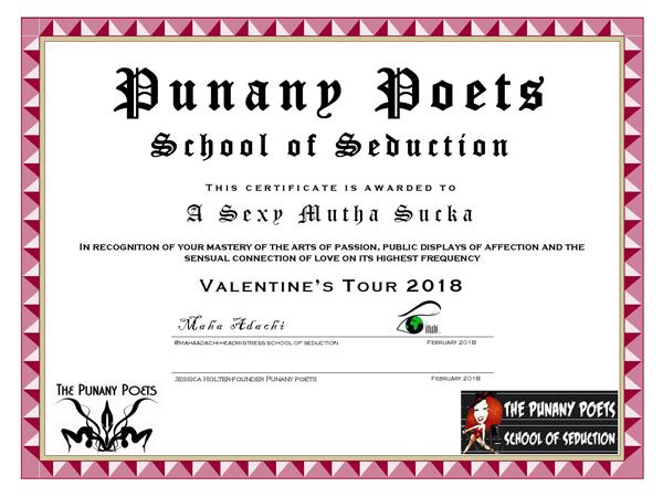 ThePunanyPoetsSchoolofSeductionDiploma