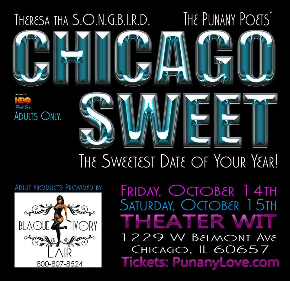 Punany Poets Sweetest Day in Chicago
