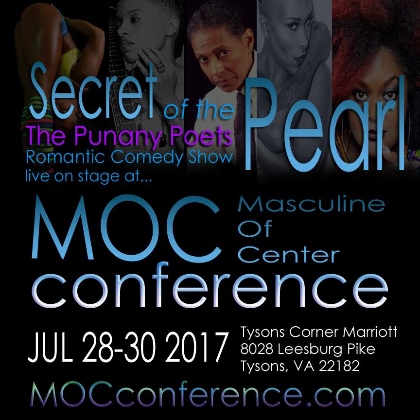 The Punany Poets Secret of the Pearl Tyson's Corner VA