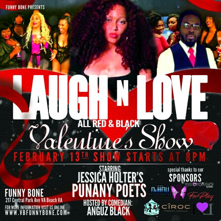 The Punany Poets in Virginia Beach