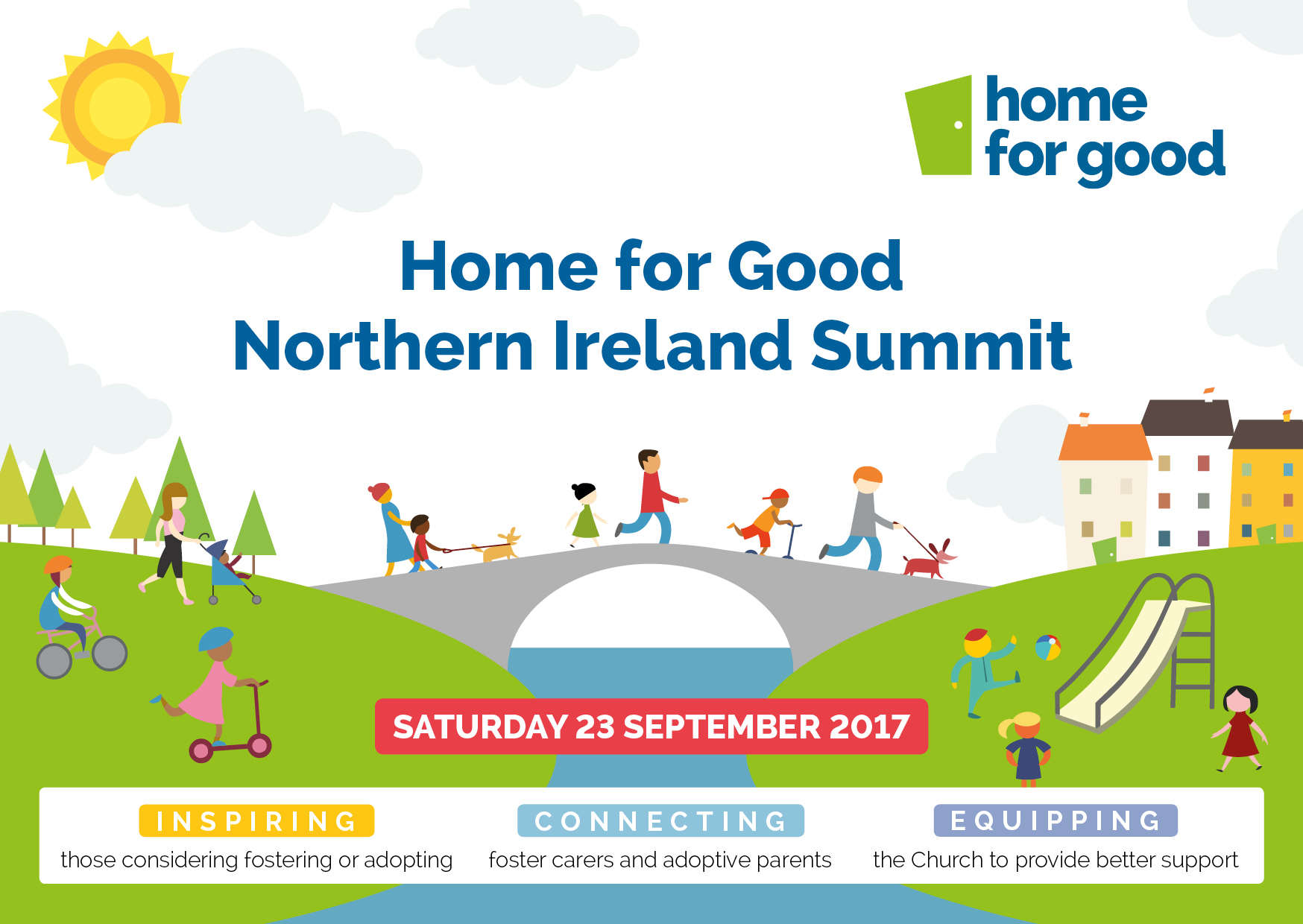 Northern Ireland summit image