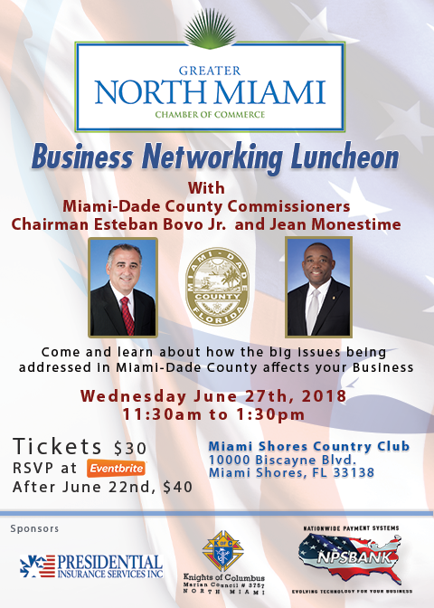 June Business Networking Luncheon