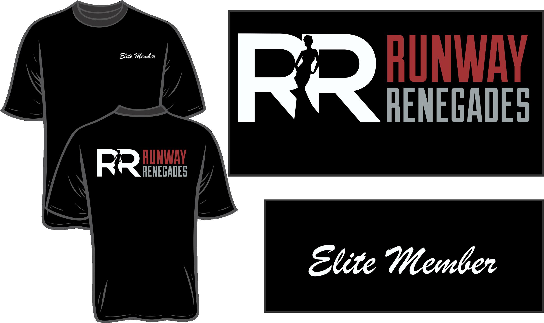 Runway Renegades Elite Member Shirts