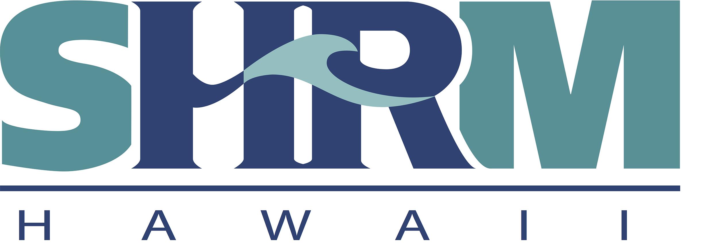 SHRM Hawaii logo