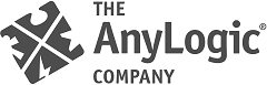 The Any Logic Company Logo