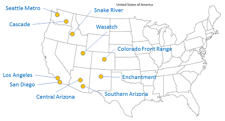 INCOSE Western Regional Chapters