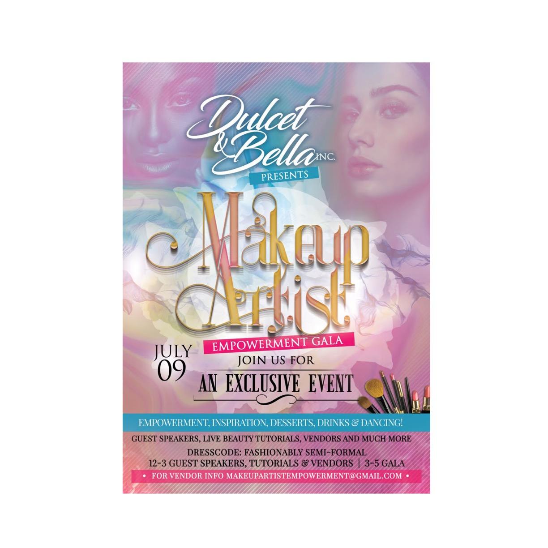 Makeup Artist Empowerment Gala