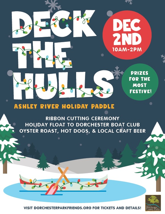 deck the hulls