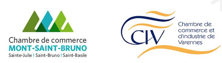 Logos CCMSB et CIV