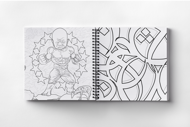The Wynwood Coloring Book 2