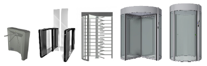 Boon Edam's Complete Array of Security Entrance Solutions