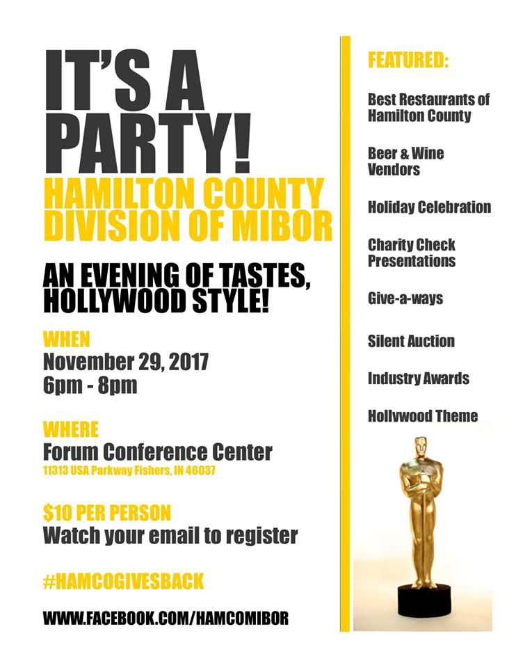 HAMCO 2017 Party