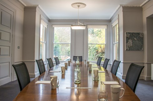 Gatcombe House Meeting Room