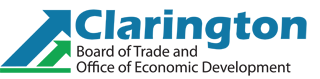 Clarington Board of Trade & Office of Economic Development Logo