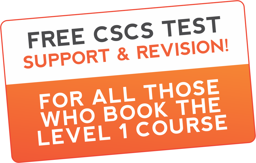 Free CSCS Test Support