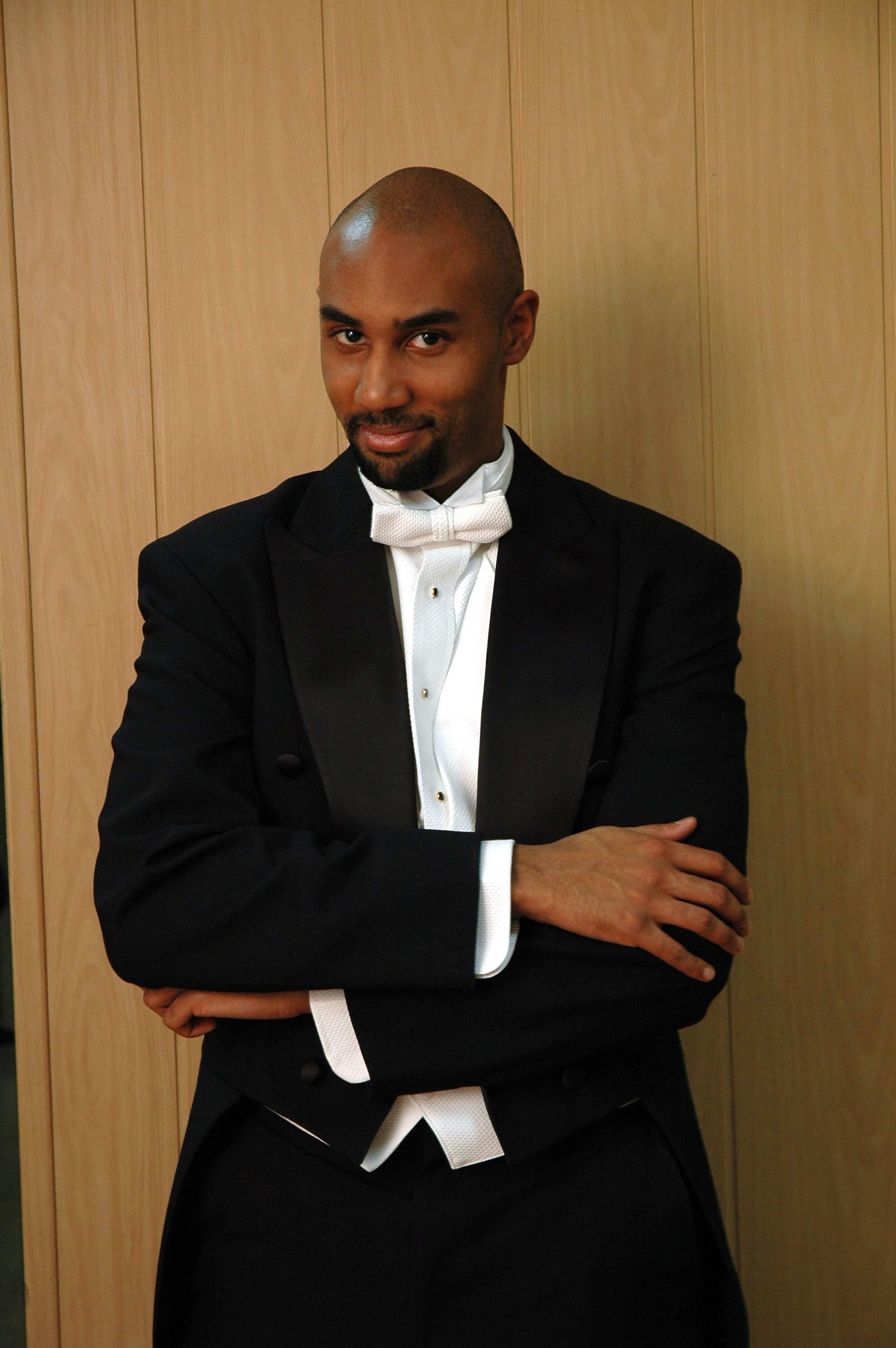 Joseph Jones, conductor