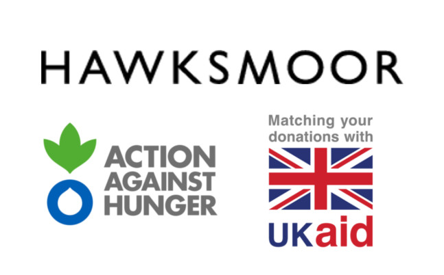 All donations will be matched by the UK Government
