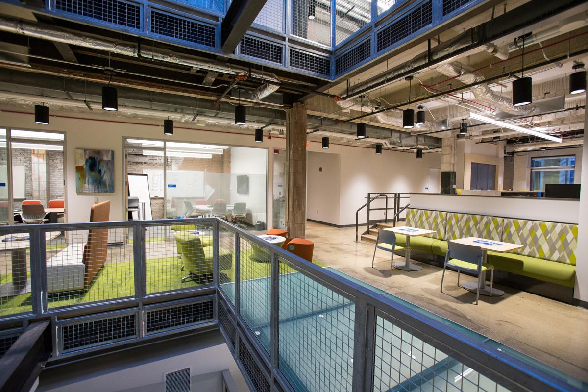 Innovation Center Inside