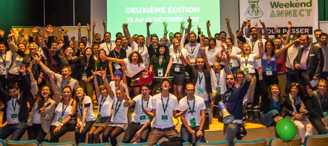 Startup Weekend Annecy #2