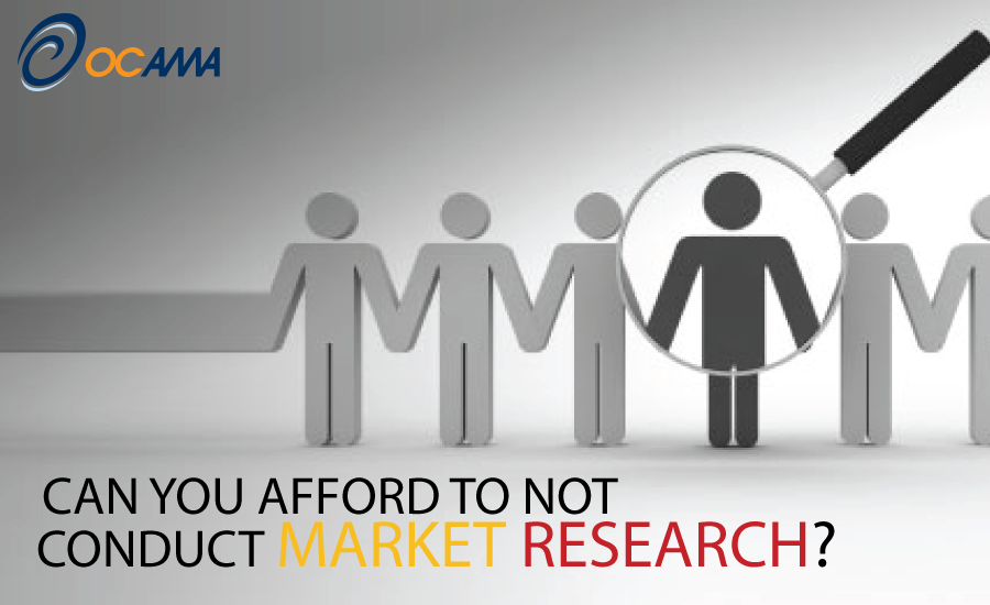 Can You Afford to Not Conduct Market Research?