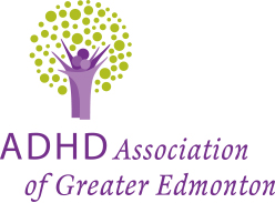 Attention Deficit Association of Greater Edmonton logo