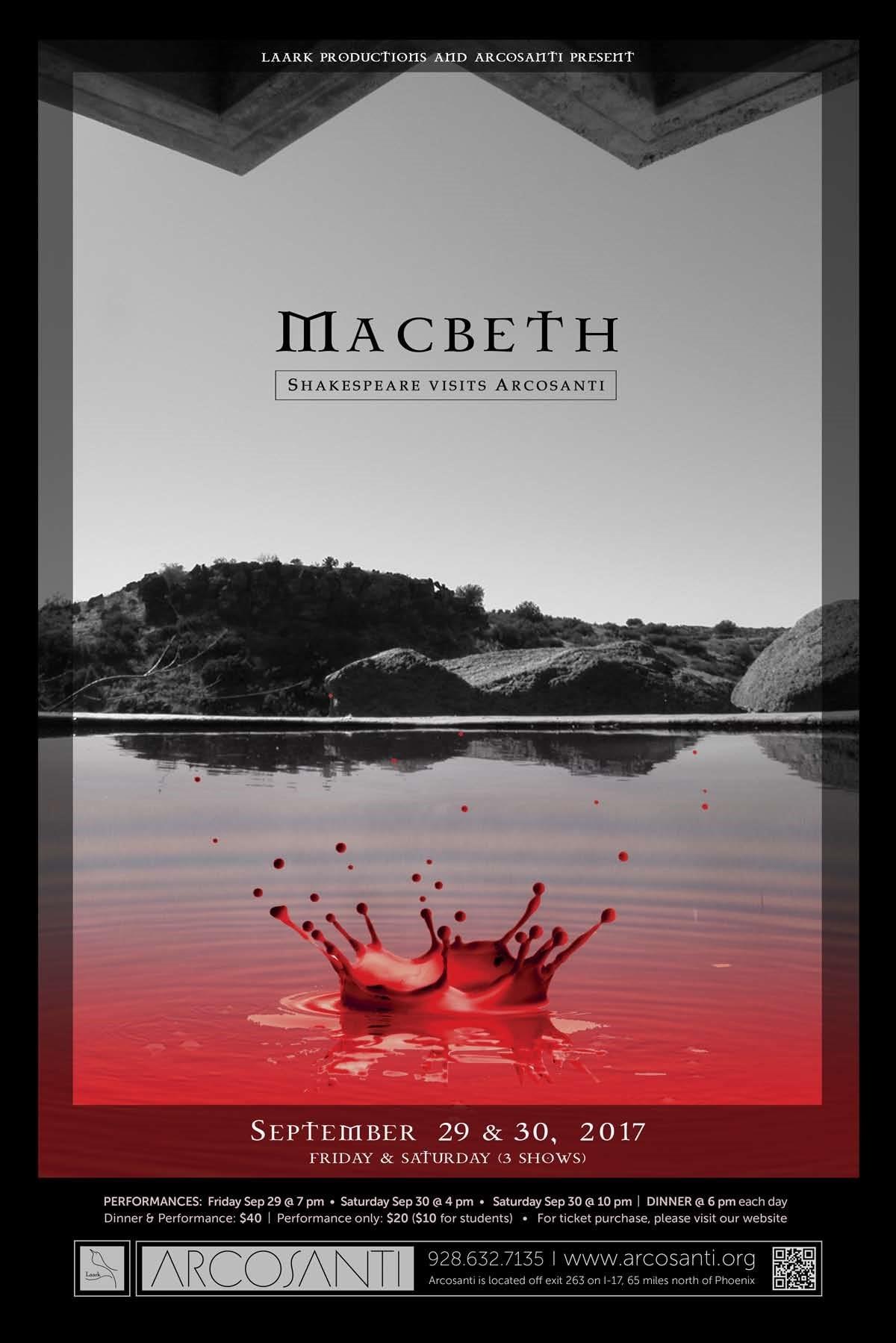 the tragedy of macbeth lies in deceit
