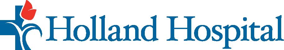 Holland Hospital CMYK Logo