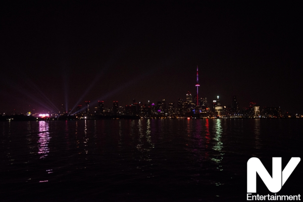 Toronto Skyline - Anija Illyria - NV Entertainment