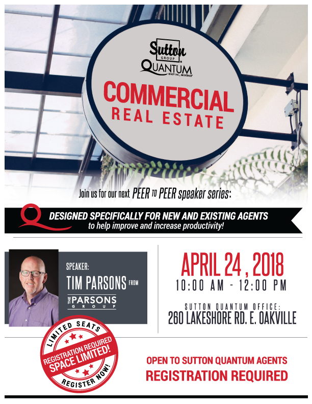 Commercial Real Estate | Sutton Quantum Realty