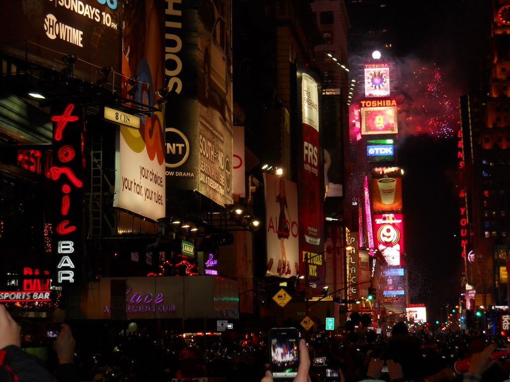 Tonic Times Square New Years Eve