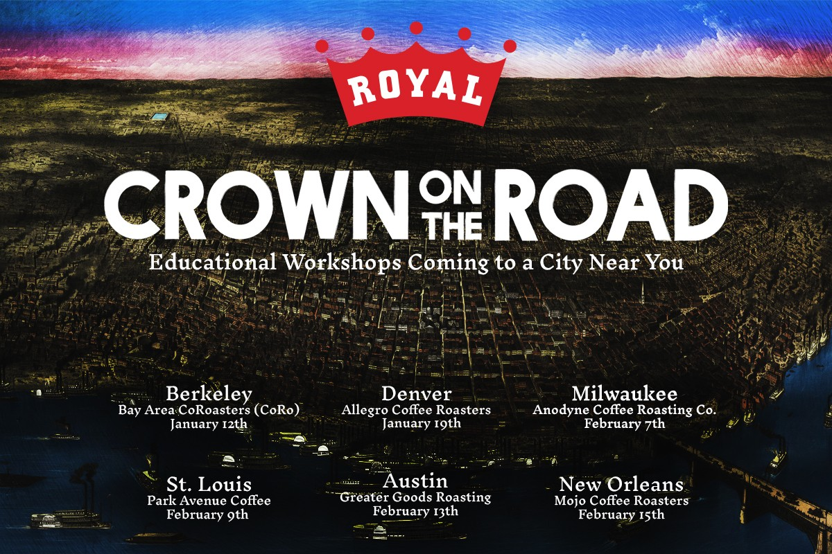 Crown on the Road 2017